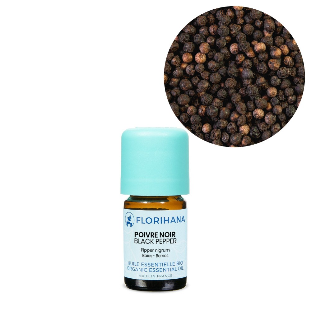 Black Pepper Organic